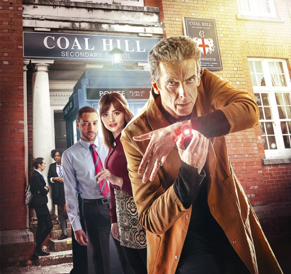 Doctor Who Series 8 Episode 6 - Review (The Caretaker)